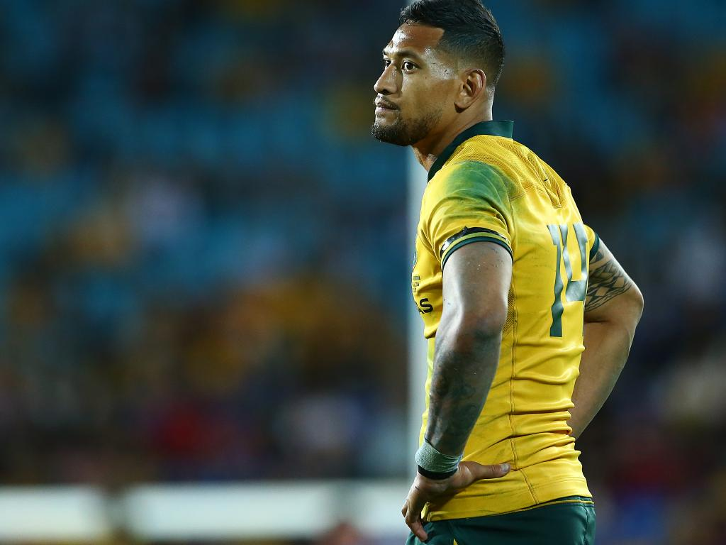 Israel Folau has already rejected $1 million.