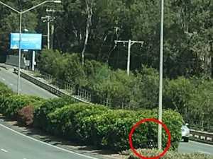 Cop's sneaky tactic infuriates drivers