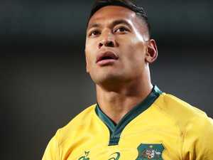 Israel Folau found guilty of high-level breach