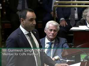 Gurmesh Singh Maiden Speech