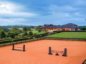 Mystery horse racing identity splashes on luxury property
