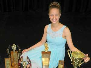 Drama pays off for budding young actress