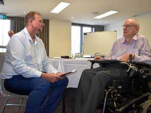 Disability advocate shares concerns with problematic NDIS