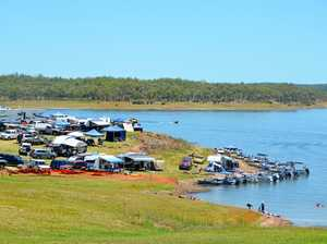 Cast a line at Boondooma Open Festival of the Dams