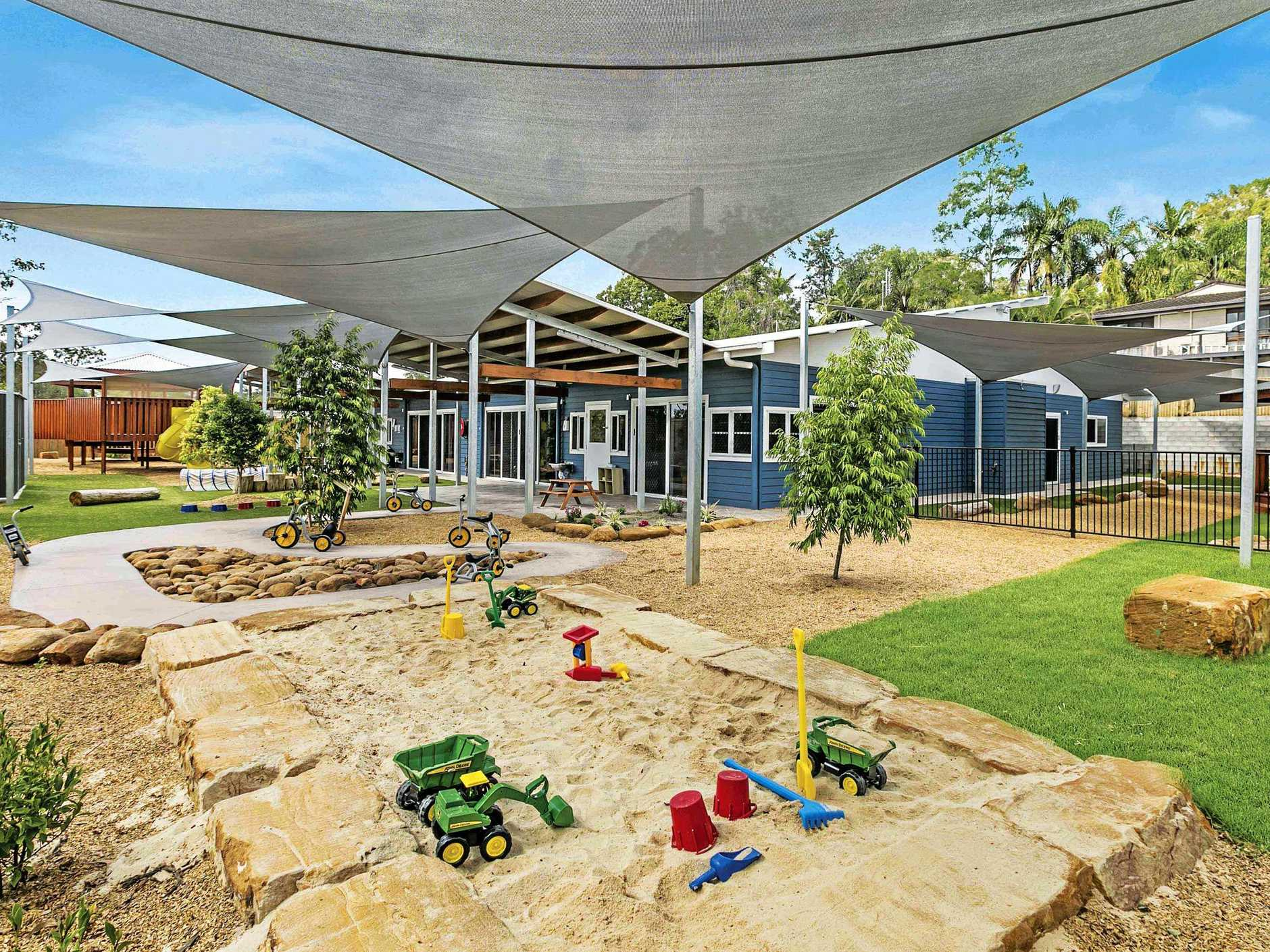 Sanctuary Early Learning in Buderim is