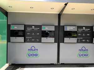 Why Lismore's reverse vending machine will close tomorrow