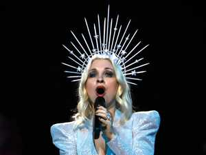 Kate makes Eurovision Grand Final