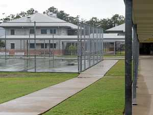 Negotiations continue after workers walk off job at prison