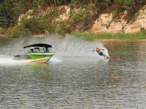 Water-skier wins Australian title