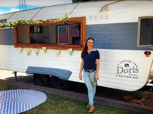 Caravan bar on the road to new owners