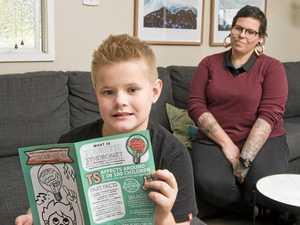 Toowoomba schools turn away boy with Tourette's: 'Absurd'