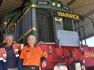 LOSING STEAM: Railway sees steep drop in visitors