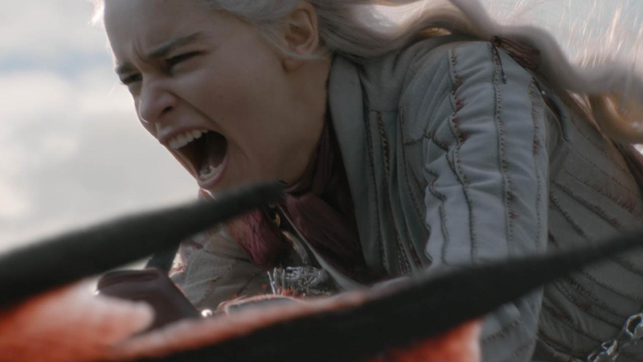Did fans just find out more than they'd like to about Game of Thrones? Picture: Helen Sloan/HBO via AP