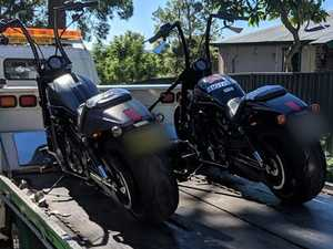 Rebels bikies arrested over brutal home invasion and kidnapping