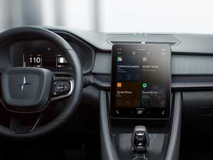 Volvo's game changing Google hook-up