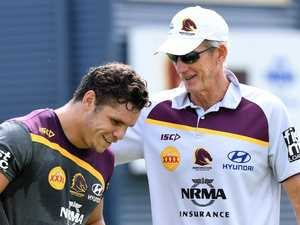 Furious Roberts on the brink of leaving Broncos