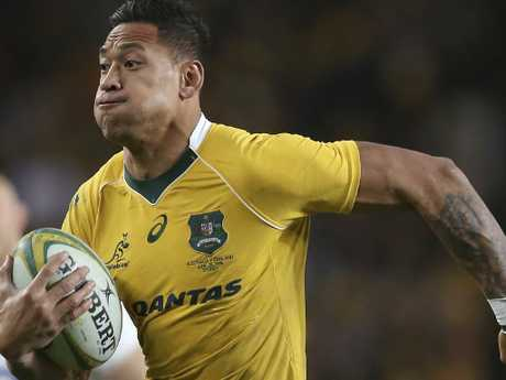 Folau will have to wait to find out his sanction.