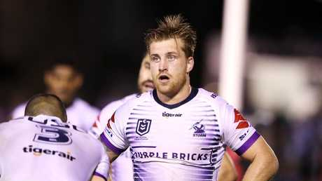 Munster was believed to have had a crack at Smith after the Cronulla loss. (Photo by Mark Kolbe/Getty Images)