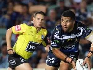 Asiata out to make halves role a permanent gig