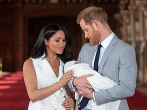 Meghan hailed for natural new mum look