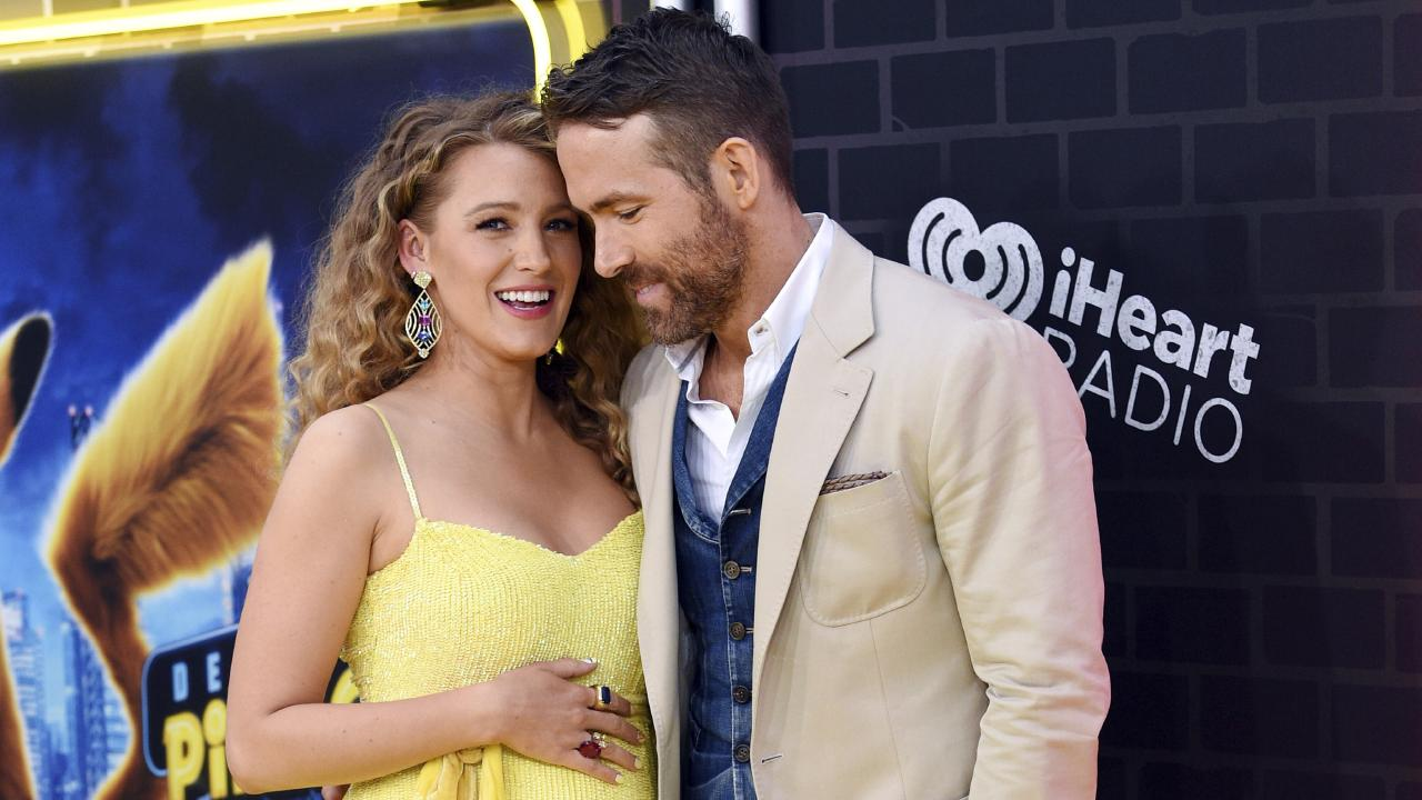 Ryan Reynolds and his wife Blake Lively have the perfect relationship. Picture: Evan Agostini/Invision/AP