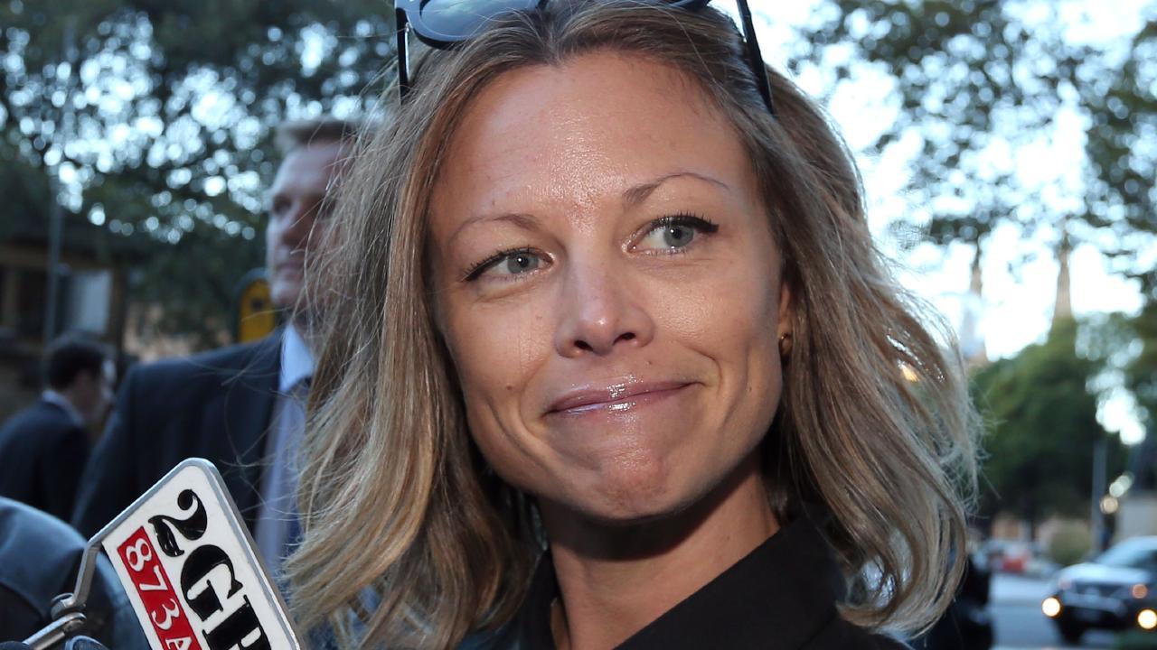 Family feud: Bianca Rinehart.