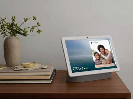 The Google Nest Hub.  Picture:  Supplied