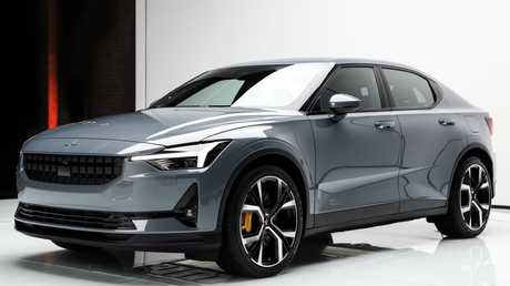Volvo is developing a range of Polestar cars to take on Tesla. Picture: Supplied.