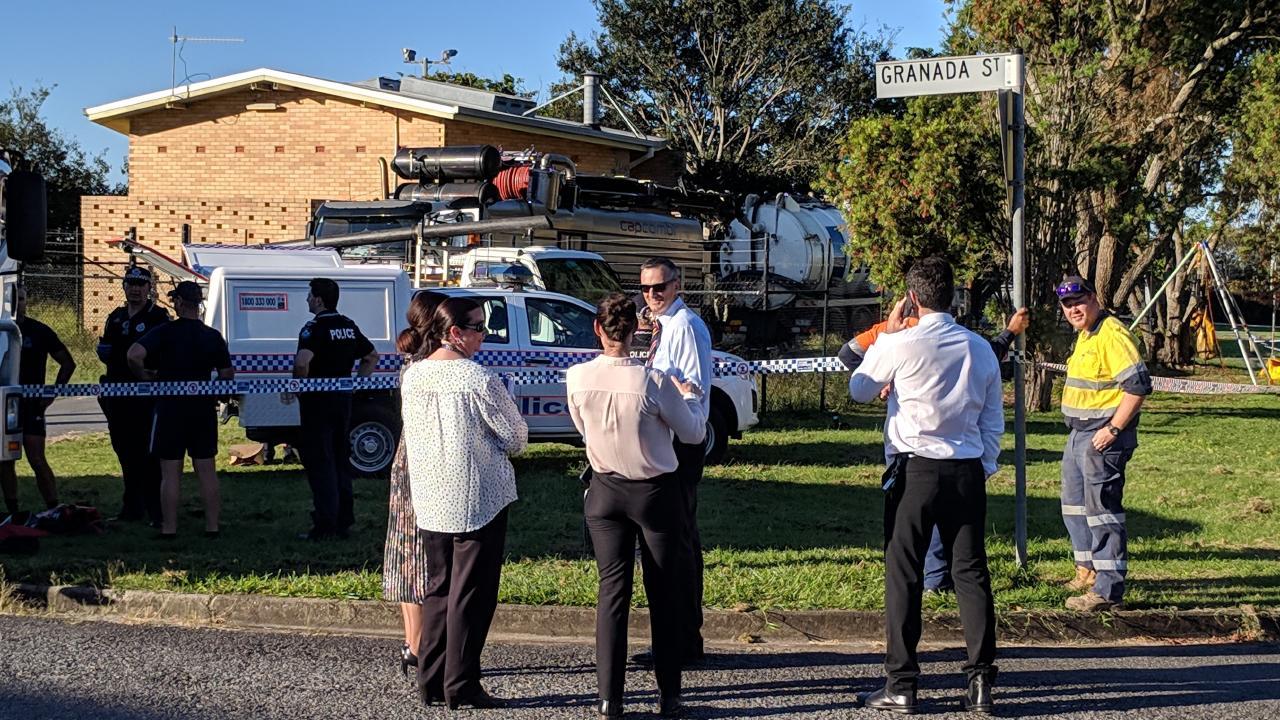 Body found in drain on Brisbane's bayside