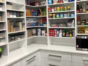 Mum's reno described as 'pantry porn'