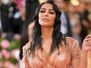 Kim K's outfit reignites crazy rumour