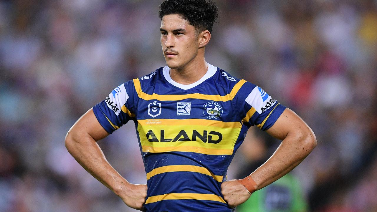 Parramatta must ensure Brown's future is strong. Image: AAP Image/Dan Himbrechts