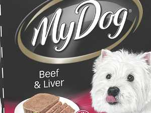 Dog food urgently recalled over plastic fears