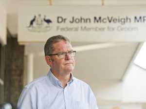 Dr John McVeigh