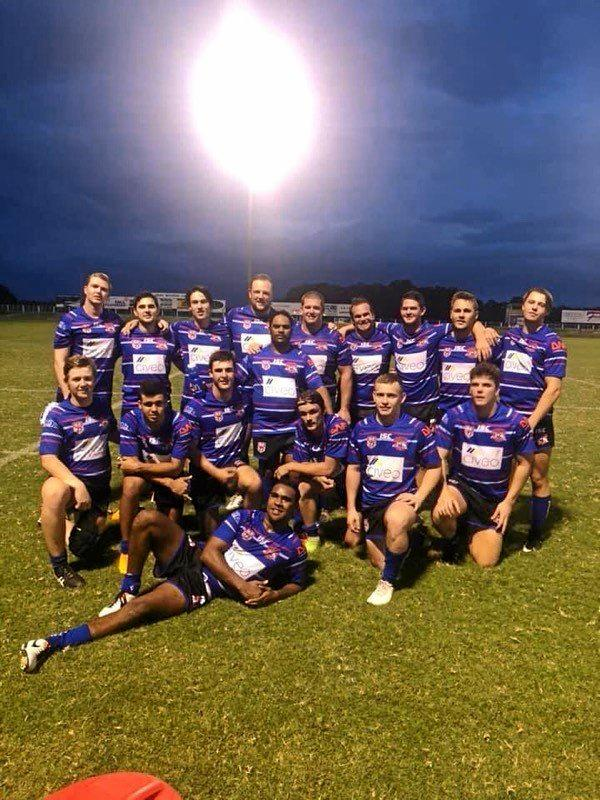NEW SEASON: The Miners are eager to face Mackay on their Moranbah home turf.