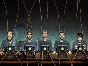 Karnivool to hit Byron with new material