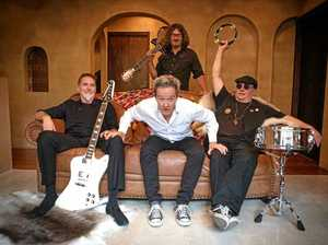Choirboys salute Creedence Clearwater Revival
