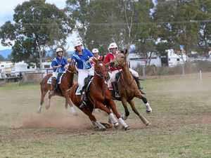 The World Cup is over, now it is back to club polocrosse