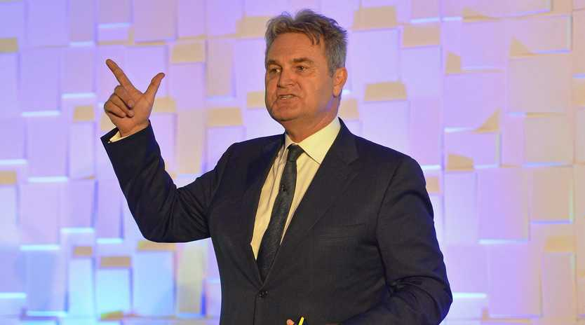 Bernard Salt is in Lismore today for the Future Northern Rivers event.