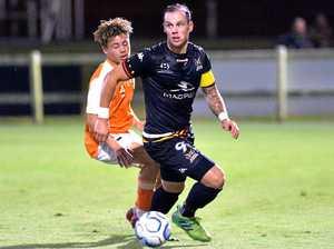 Mackay's prospective NPL recruit still a few weeks away