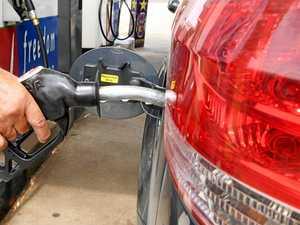 Driver fuels up then flees