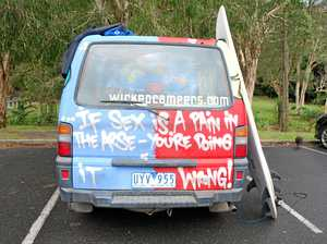 CWA vs Wicked campers: Women on a mission to ban vans