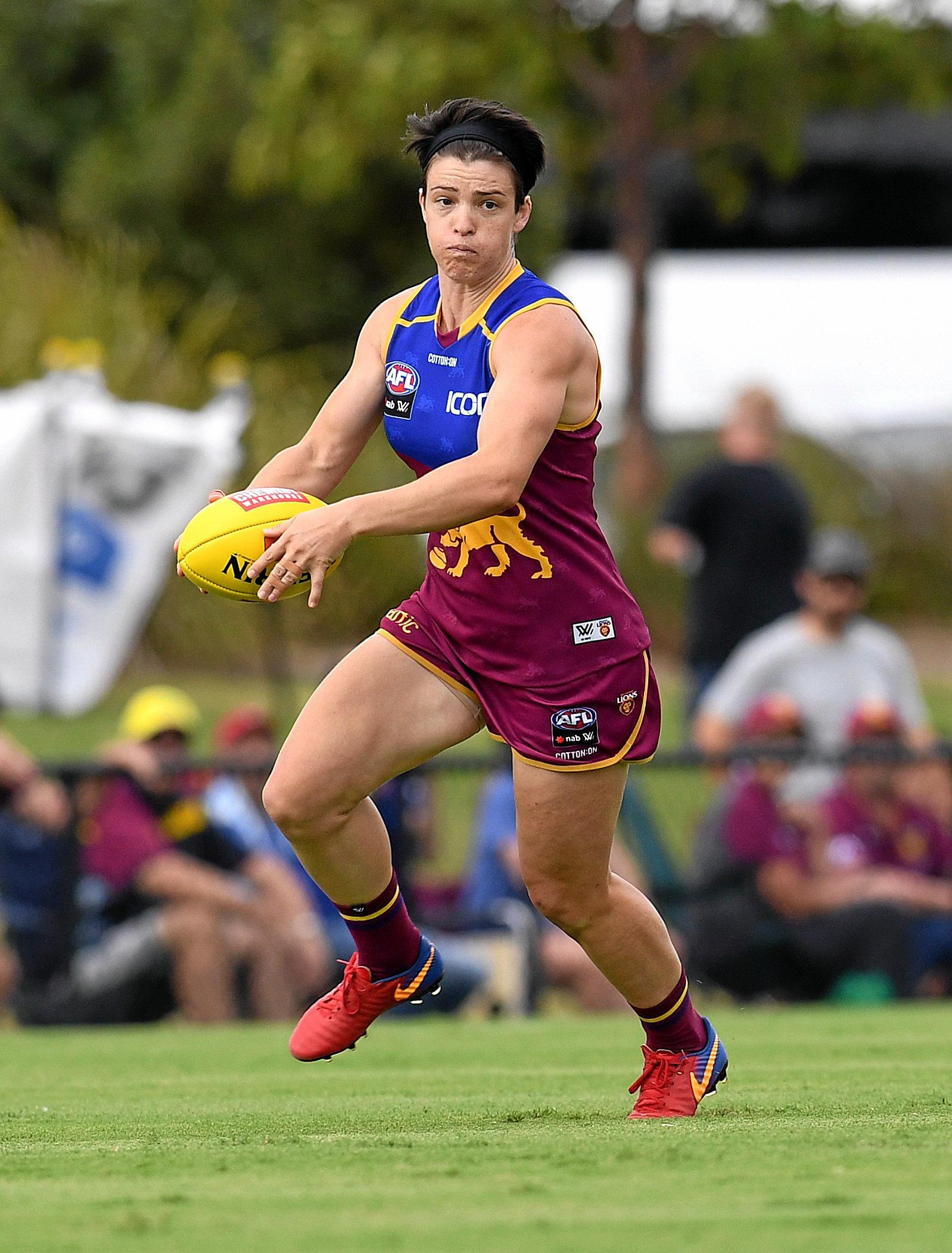 Former Brisbane Lion Sam Virgo will play for the Gold Coast Suns in their inaugural AFLW campaign in 2020.