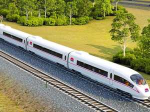 Labor promises high-speed rail to connect to Grafton
