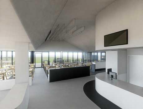 Whitsunday Sportspark concept images.