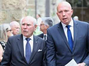LNP brings out big guns to save Dutton's skin
