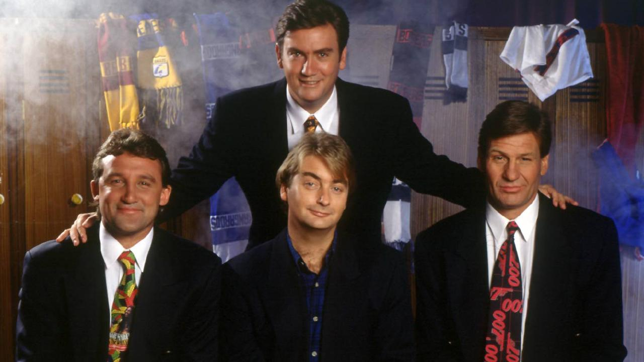 The Footy Show was Australia's longest running sports entertainment show