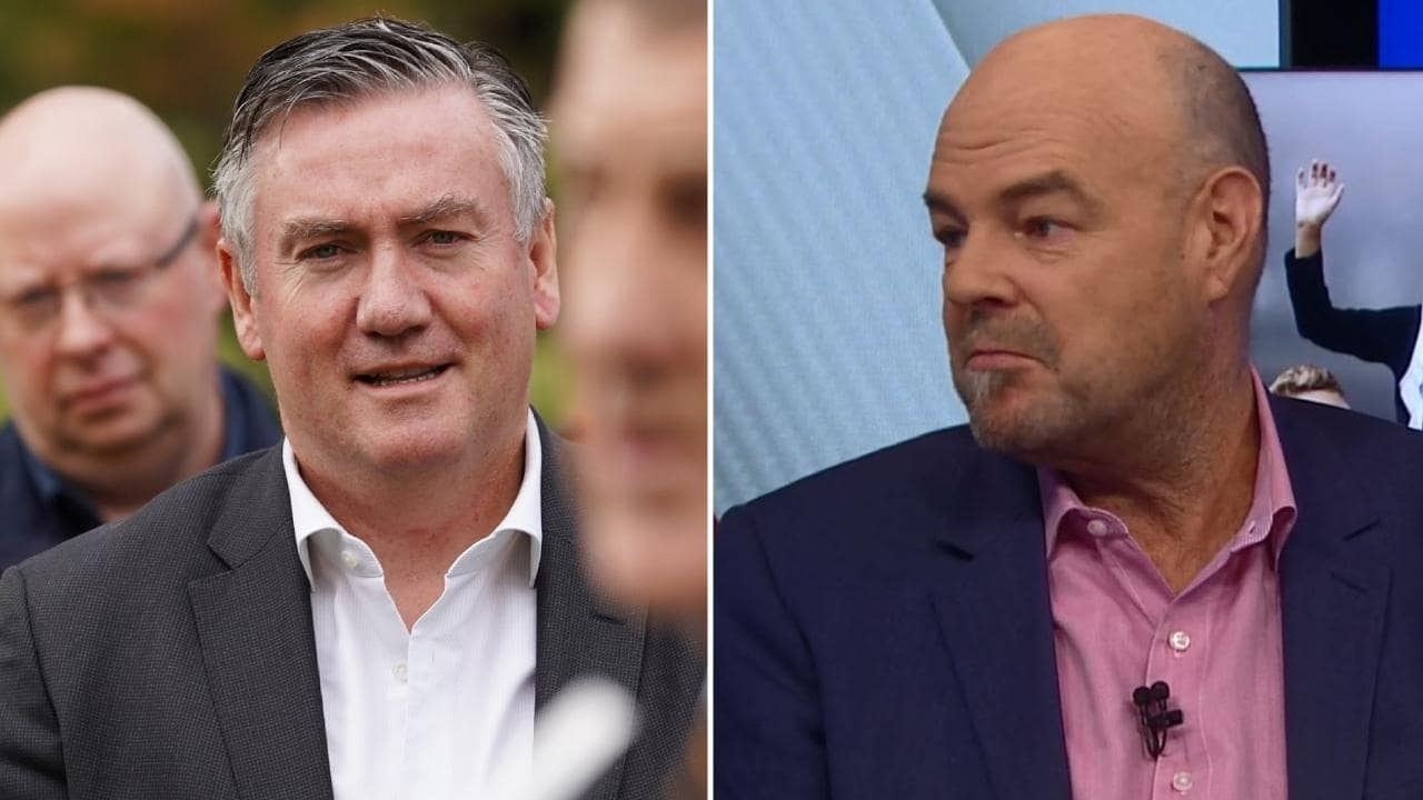 Mark Robinson has doubled down on his view of Eddie McGuire's Carlton comments.