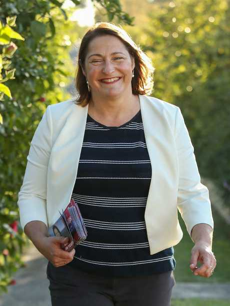 Labor candidate Fiona Phillips. Picture: Hollie Adams
