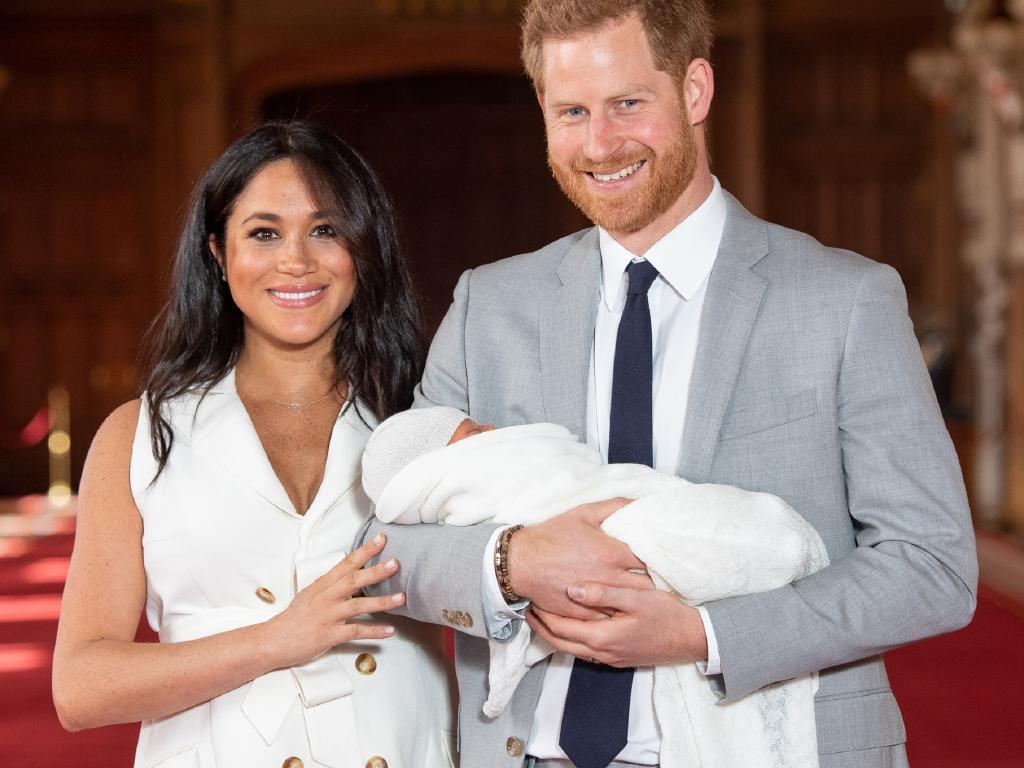 The eyes of the world were on the royal couple and their newborn.